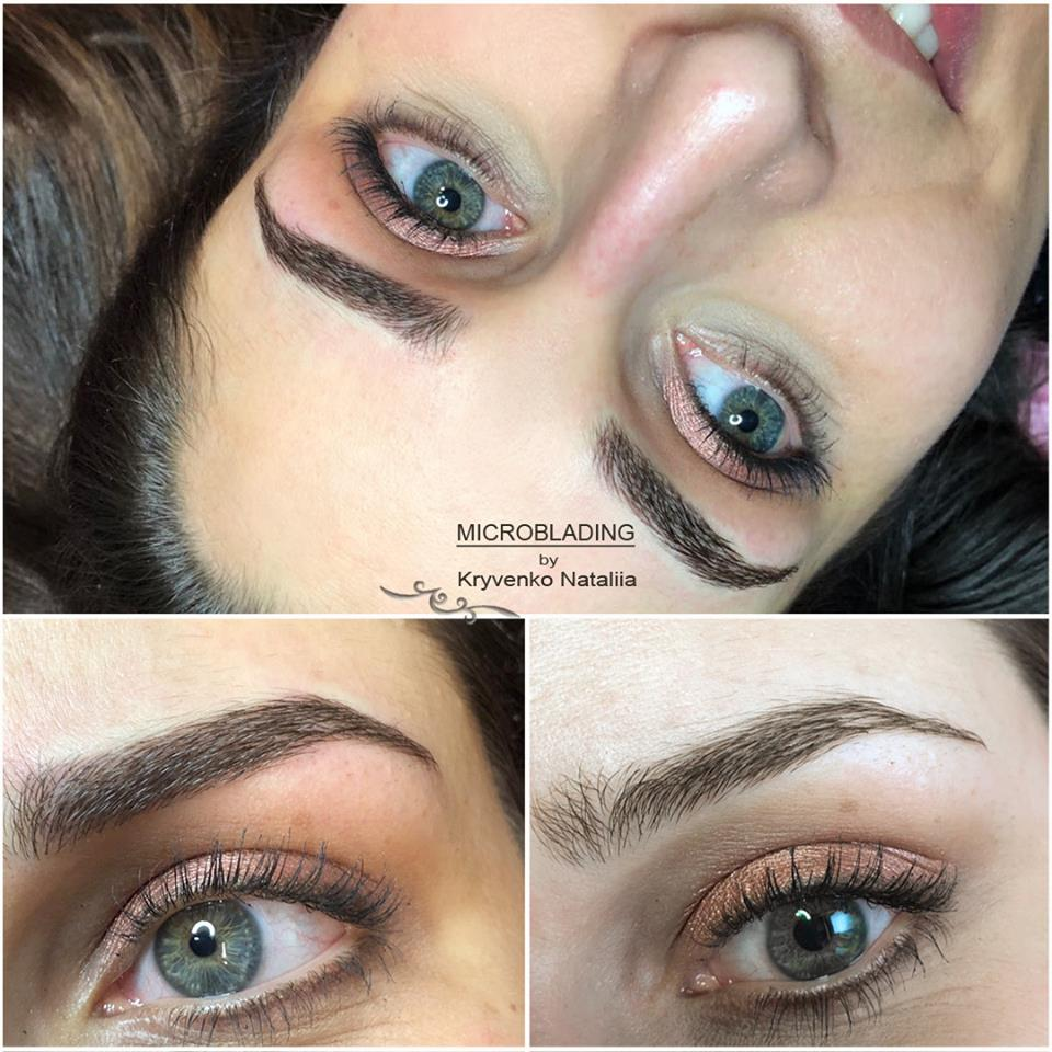 Micro blading Beauty Time Brussels