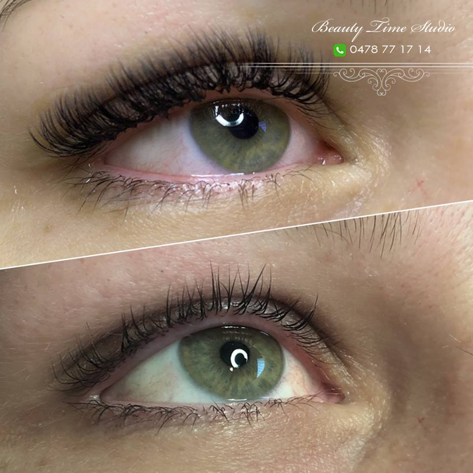 Lashes and brows by Beauty time brussels