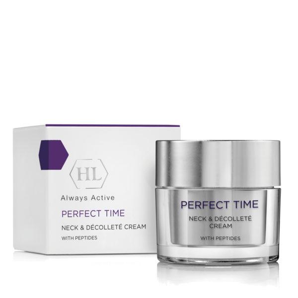 Perfect Time Neck & Decollete Cream – 50 ml.